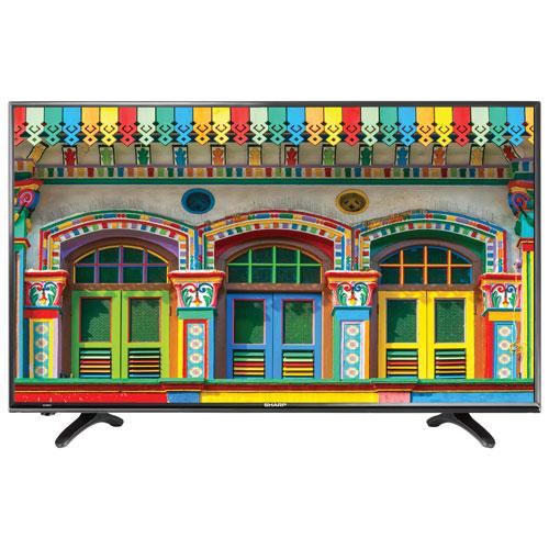 Téléviseur DEL 1080p 40 po de Sharp (LC-40LCLB480U) - Exclusivité Best Buy - Boîte ouverte
