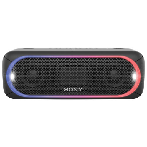 sony ultra portable bluetooth speaker. sony extra bass water-resistant bluetooth wireless speaker (srs-xb30) - black : portable speakers best buy canada ultra t