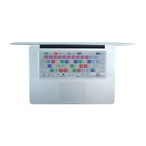 EZQuest X22400 Adobe Photoshop Color-Corded Shortcuts Keyboard Cover, English