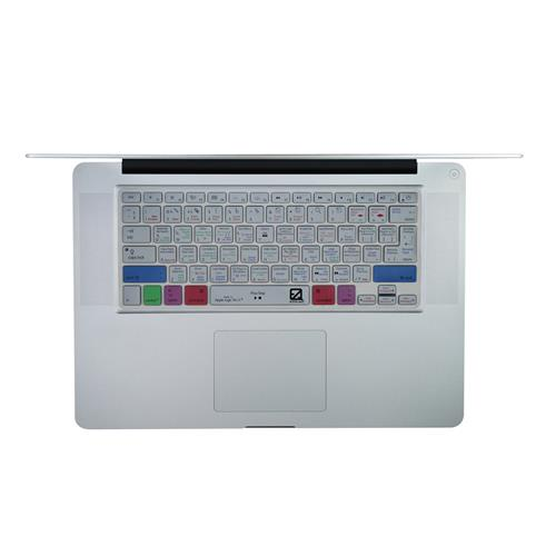 EZQuest X22406 Apple Logic Pro X Color-Coded Shortcuts Keyboard Cover, English