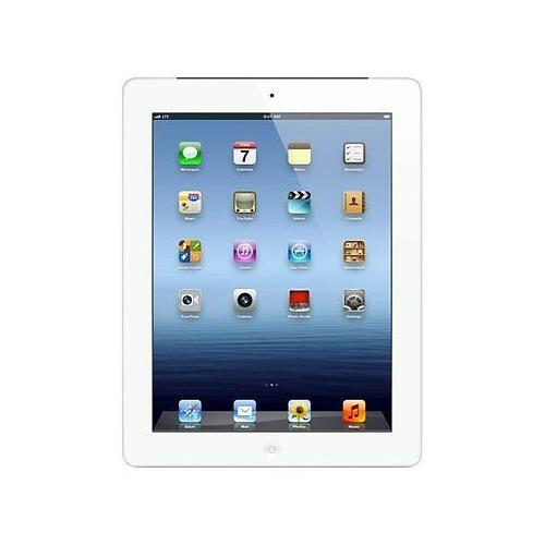 Apple iPad 3 Wifi + Cellular 4G GSM Unlocked Third Generation 16gb White, Refurbished