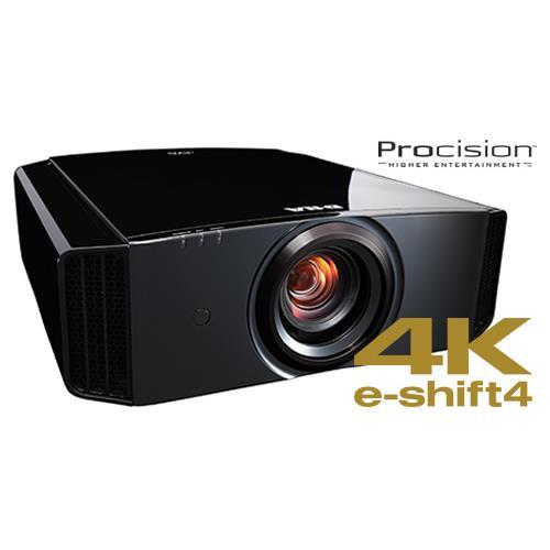 JVC - Procision 4K e-shift4 D-ILA Projector(JVC DLA-X970R) - Black