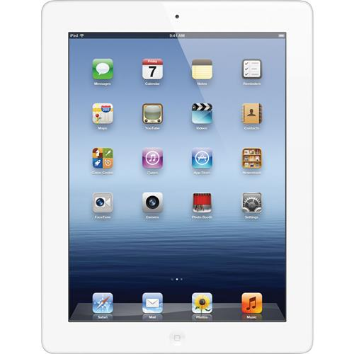 Apple iPad 3 Wifi Only Third Generation 64gb White, Refurbished