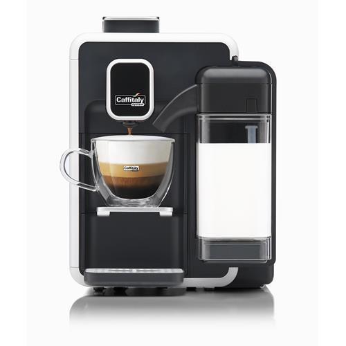 Caffitaly Single Serve Cappuccina Espresso Machine S22 ...