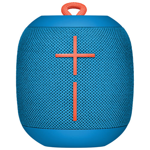 Ultimate Ears WonderBoom Waterproof Bluetooth Wireless Speaker - Blue