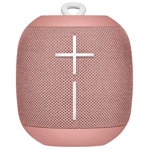 Enceinte sans fil Bluetooth étanche WonderBoom d'Ultimate Ears - Rose