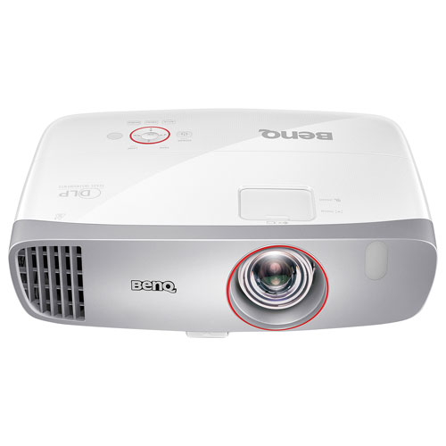 BenQ 1080P Home Theatre Gaming Projector (HT2150ST) - White
