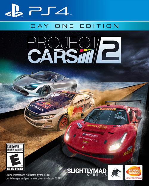 Afbeeldingsresultaat voor project cars 2 cd ps4