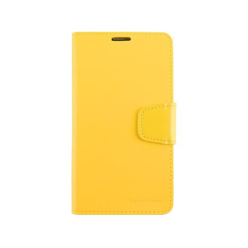 Mercury Goospery Sonata Diary - Galaxy Note 5 - Yellow