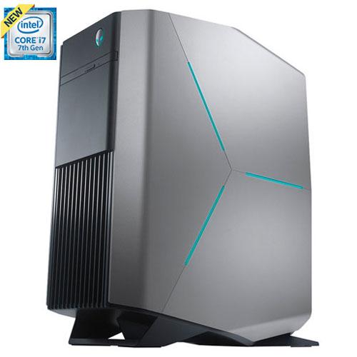 Aurora AlienWare de Dell (Core i7-7700 d'Intel/DD 1 To/RAM 16 Go/GeForce GTX 1070 de NVIDIA) - Ang