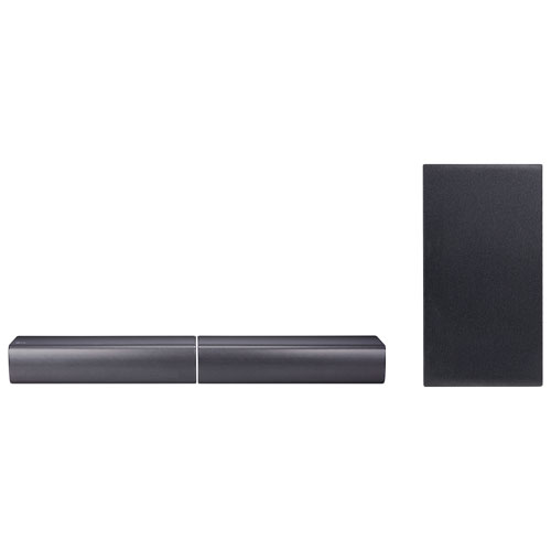 LG SJ7 320-Watt Sound Bar with Wireless Subwoofer