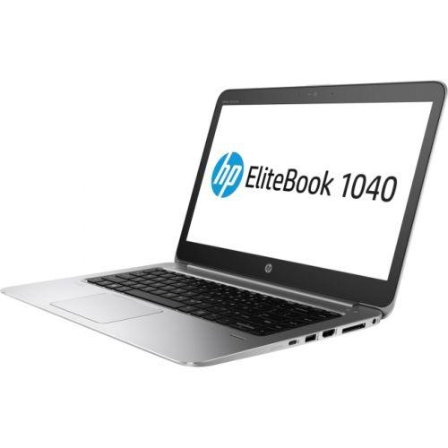 """HP EliteBook 1040 G3 14"""" Touchscreen Notebook - Intel Core i7 (6th Gen) i7-6600U Dual-core (2 Core) 2.60 GHz - 16GB DDR4 SDRAM"""