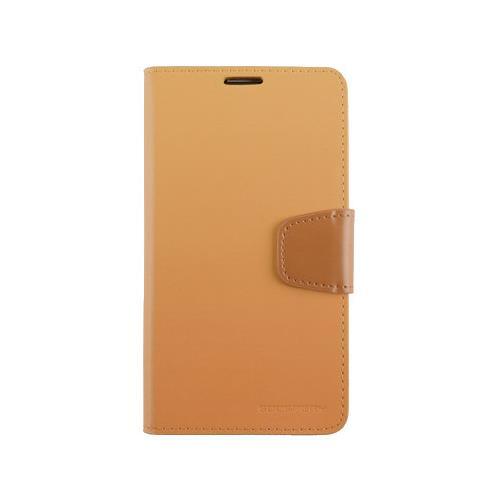Mercury Goospery Sonata Diary - Galaxy S6 edge – Camel