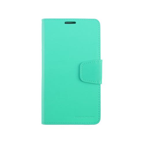 Yyz Mobile cover for Samsung Galaxy S6 Edge - Mint