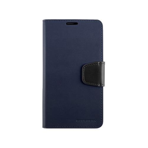 Mercury Goospery Sonata Diary - Galaxy S6 edge - Navy