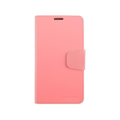 Yyz Mobile Folio Case for Samsung Galaxy S6 Edge - Pink
