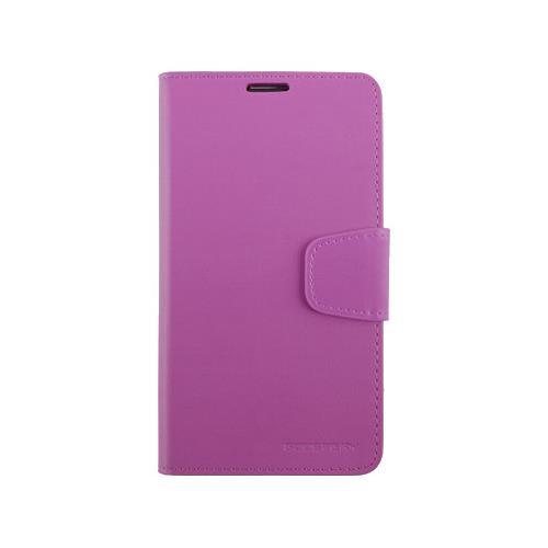 Yyz Mobile Folio Case for Samsung Galaxy S6 - Purple