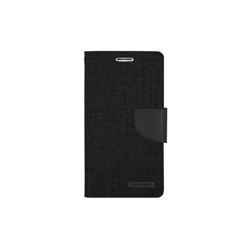 Yyz Mobile Folio Case for Samsung Galaxy S6 Edge - Black