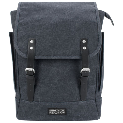 "Kenneth Cole Daytripper 14.1"" Laptop Backpack - Navy"