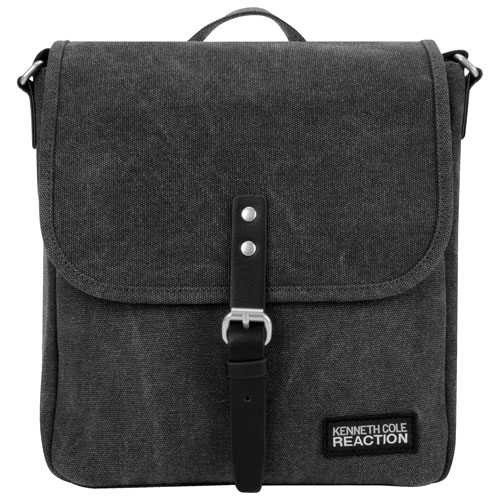 "Kenneth Cole Daytripper 9.5"" Tablet Sling Bag - Grey"