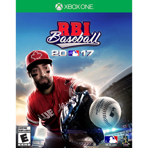 rbi baseball 2017 xbox one jeux pour xbox one best buy canada. Black Bedroom Furniture Sets. Home Design Ideas