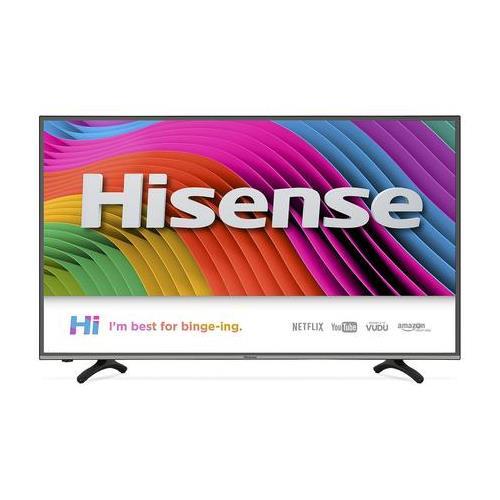 Hisense 55H7C 55-Inch 4K Ultra HD Smart LED TV-Refurbished