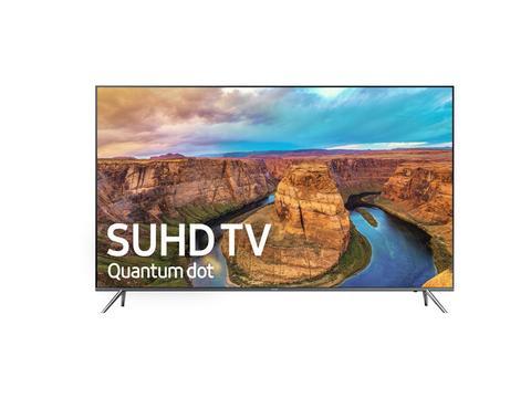 Samsung UN55KS800D / UN55KS8000 55-Inch 4K Ultra HD Smart LED TV - Refurbished