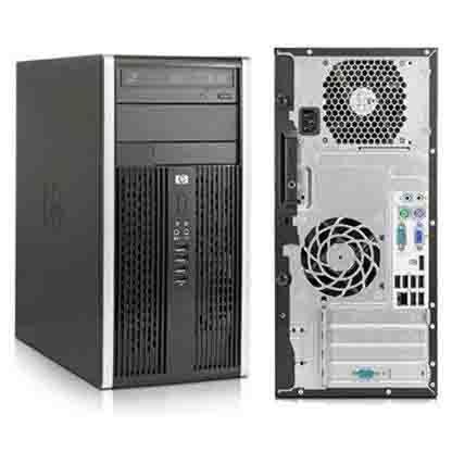 HP,6200 PRO, MT, I3 2100, 3.1 GHZ, DDR3, 4.0 GB, 250GB, DVD, GB NIC Windows 10 Home Premium 3 YR Warranty - Refurbished