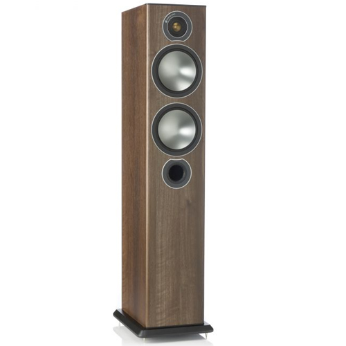 Monitor Audio Bronze 5 Floor Standing Speakers - Walnut (Pair)