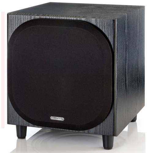 Monitor Audio Bronze W10 Subwoofer - Black Oak (Each)