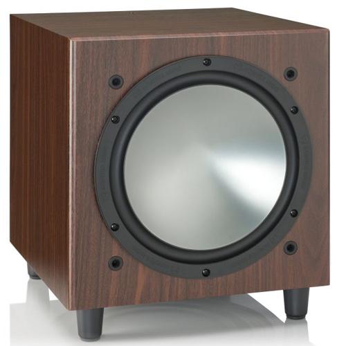 Monitor Audio Bronze W10 Subwoofer - Walnut (Each)