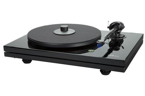 Music Hall MMF 5.3 2 Speed Belt Drive Turntable