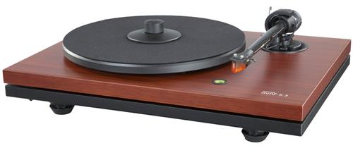 Music Hall MMF5.3 2 Speed Belt Drive Turntable (Rosenut)