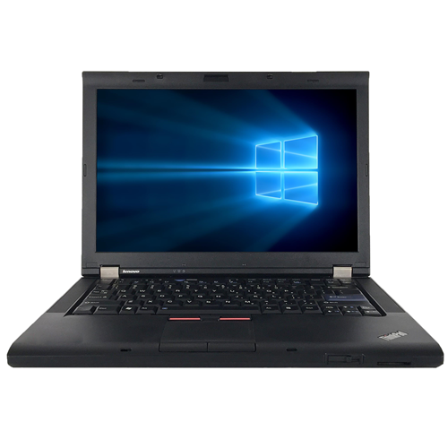"14"" Lenovo T410 Laptop,Intel Core i5 520M 2.4Ghz, 4 GB DDR3 ,160 GB HDD,DVD,Windows 7 Pro 64-bit,1 Year Warranty-Refurbished"