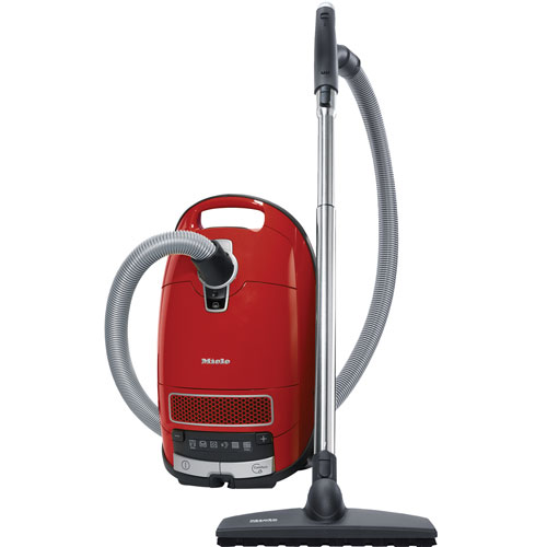miele complete c3 comfort parquet vacuum 41gde035cdn mango red canister vacuums best buy. Black Bedroom Furniture Sets. Home Design Ideas