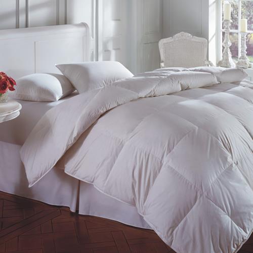 oasis couette 100 coton plumes et duvet de canard blanc. Black Bedroom Furniture Sets. Home Design Ideas