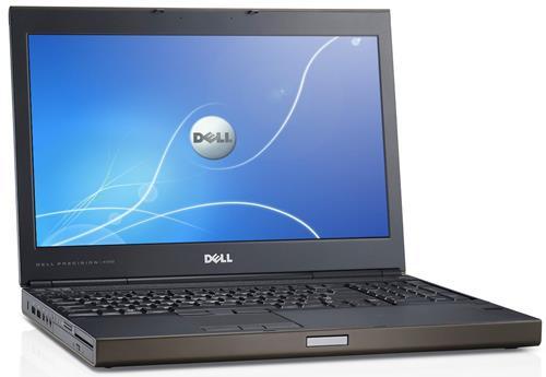 DELL PRECISION M4700 I7 3740QM 2.7 GHZ 8GB 320GB 15.6W 2GB NVIDIA DVD/RW WIN 10 PRO WEBCAM 1YR - Refurbished