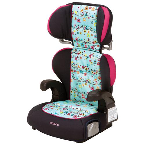Cosco Pronto! Booster Car Seat - Birdhouse : Booster Car Seats ...