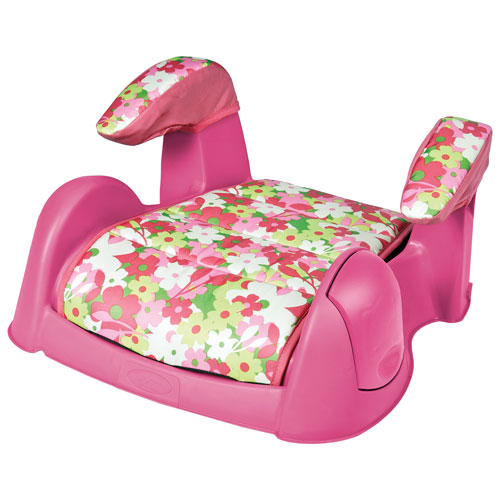 Cosco High Rise No Back Booster Car Seat