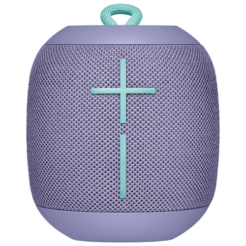 Ultimate Ears WonderBoom Waterproof Bluetooth Wireless Speaker - Lilac