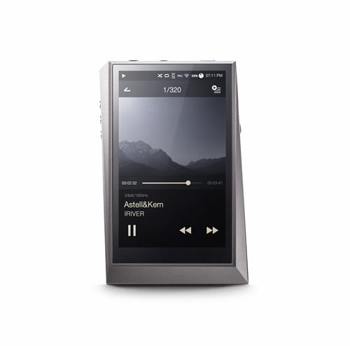 Astell & Kern AK320 Portable Hi-rez Audio Player (Gun Metal)