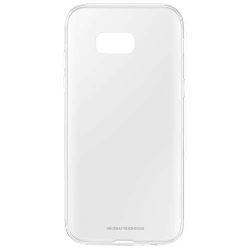 Samsung A5 Fitted Soft Shell Case - Clear
