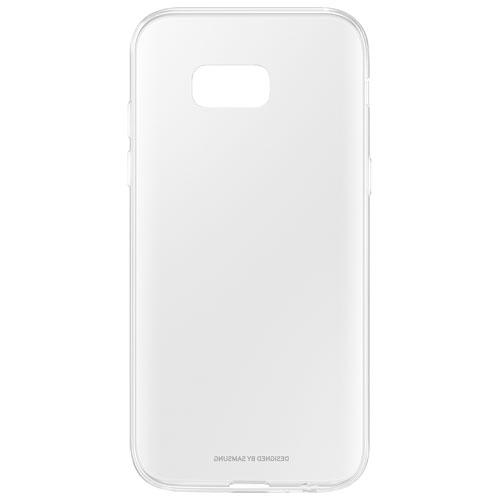 Étui souple ajusté pour A5 de Samsung - Transparent