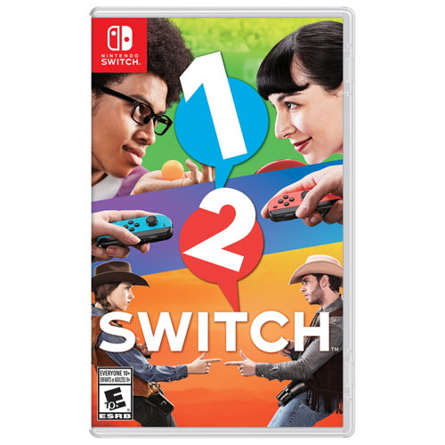 1-2 Switch (Switch) - Usagé