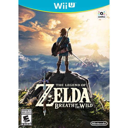 The Legend of Zelda: Breath of the Wild (Wii U) - Previously Played