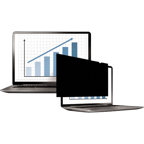 Filtre de confidentialité PrivaScreen de Fellowes pour moniteur de 12,5 po