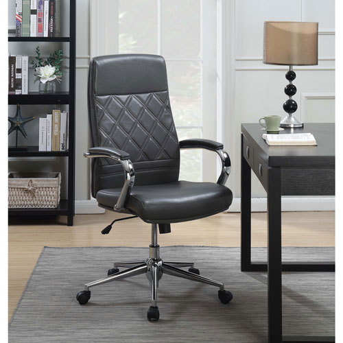 Picket House Atkins Ergonomic Mid Back Executive Office Chair