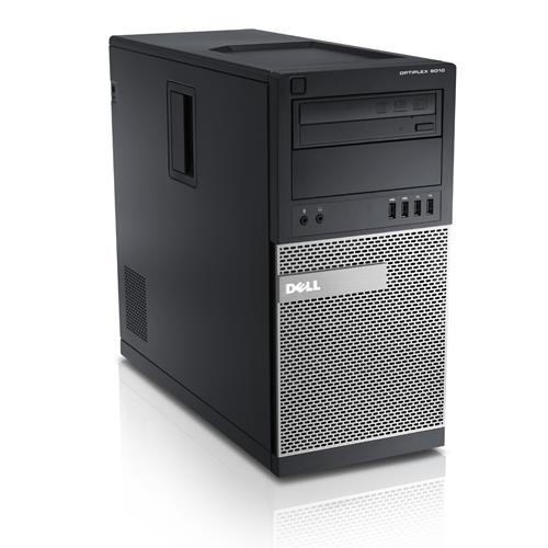 Dell Optiplex 9010 MT, Intel i5-3770, 16GB Ram, 1TB SATA+128GB SSD Drive,DVDRW, Windows 10 Pro(French/English),1YW-Refurbished