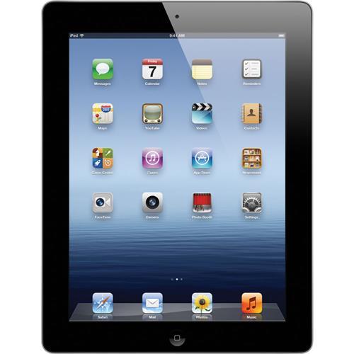 iPad 3 Wifi Only Third Generation 16gb Black, Refurbished