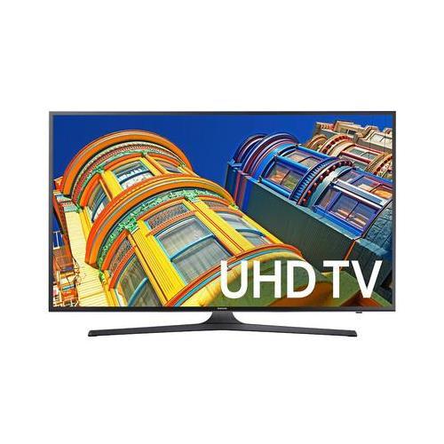 "SAMSUNG 70"" UN70KU630D / UN70KU6300 4K UHD HDR 120MOTION RATE LED SMART TV - Refurbished"